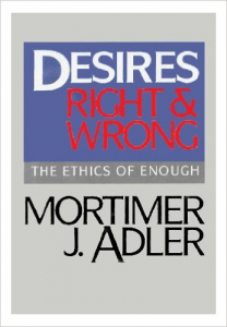 Desires Right and Wrong